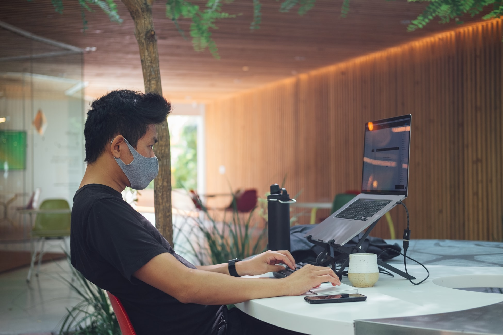 Remote work communication in IT projects - Remote work Culture
