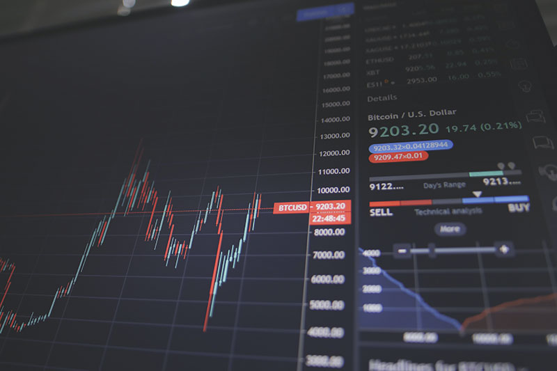 Fintech trends - Cryptocurrency & Blockchain
